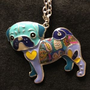 Jewelry - Pug 3 Piece Jewelry Set